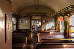 Cabin II (*Capture the Moment*) Tags: 2019 dampflok december dezember fotowalk munich münchen nikolauszug sonya7m2 sonya7mii sonya7mark2 sonya7ii sonyilce7m2 steamengine steamtrain train
