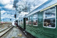 A Lot of Steam and Smoke (*Capture the Moment*) Tags: 2019 dampflok december dezember fotowalk munich münchen nikolauszug sonya7m2 sonya7mii sonya7mark2 sonya7ii sonyilce7m2 steamengine steamtrain train