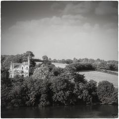 Bretagne 1981 (kasfra) Tags: bretagne blackwhite schwarzweis sw bw analog landschaft landscape paysage paisaje paesaggio