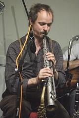 Frog & Henry (2020) 04 - Ewan Bleach (KM's Live Music shots) Tags: jazz ragtime greatbritain froghenry ewanbleach sopranosax saxophone winningposttwickenham