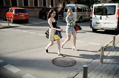 Kiev Streets (dmitriy.marichev) Tags: fujifilm fujifilmfujicolorpro400hprofessionalcolornegativefilm film filmphoto negative leica leicamp street city citylife citystyle