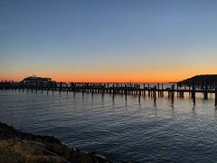 (yiorgosnj) Tags: sunrise ferry marina nj new jersey boat