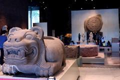 Museum of Antrophology, Mexico City (Prayitno / Thank you for (12 millions +) view) Tags: ancient antique civilization mex mexico city cdmx aztec culture display exhibit exhibition