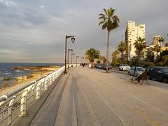 Corniche El Manara (Levana Una Laitman) Tags: beirut lebanon