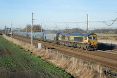 66745 6E10 Winwick (cmc_1987) Tags: 66745 6e10 gbrf gbrailfreight class66 britishrailclass66 emd gm wcml railfreight liverpoolbiomassterminal drax