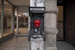 OUT OF TIME (@illashootxr) Tags: street photography styles toronto 6ix urban downtown busy motiom motion moving transportation transit ttc canada ontario light phone creative illashoootxr blogto