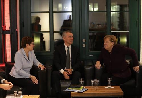 NATO Secretary General addresses CDU/CSU annual meeting