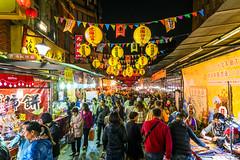 Taipei Lunar New Year Festival  / 台北年貨大街 /迪化街 (Jennifer 真泥佛 * Taiwan) Tags: 台北年貨大街 迪化街 大稻埕 農曆新年 春節 2020 霞海城隍廟