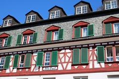 Bad Ems: Alte Post (Helgoland01) Tags: badems rheinlandpfalz deutschland germany fachwerkhaus post