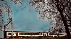 trainspotting (delnaet) Tags: gent gand ghent belgium train trein trainspotting urban