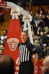 JERRY HEATER (SneakinDeacon) Tags: radfordhighlanders winthrop eagles bigsouth basketball dedmoncenter referee sportsofficials