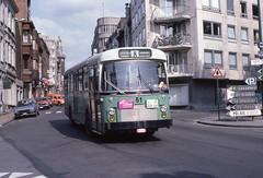 STIC 58-8 (Public Transport) Tags: bus bussen buses vanhool stic charleroi
