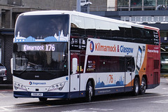 Photo of YX18LKO Volvo B11RLE(T)/Plaxton Panorama  Stagecoach Western