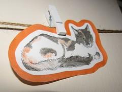 IMG_0743 'Masky' <3 (belight7) Tags: shridhars cat art daughter uk