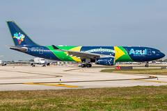 PR-AIV // Azul // A330-243 // Fort Lauderdale (SimonNicholls27) Tags: praiv azul a330200 a330 airbus 330 kfll fll fortlauderdale