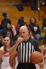 TIM COMER (SneakinDeacon) Tags: radfordhighlanders winthrop eagles bigsouth dedmoncenter basketball collegehoops referee sportsofficials