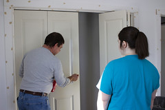 20_MLKDayofService_011 (BCC - Berkshire Community College) Tags: mlk day service 2020 students staff faculty habitat for humanity