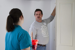 20_MLKDayofService_008 (BCC - Berkshire Community College) Tags: mlk day service 2020 students staff faculty habitat for humanity
