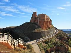 Castillo de Arnedo (kirru11) Tags: castillodearnedo paisaje vistas montes cielo nubes arnedo larioja españa kirru11 anaechebarria canonpowershot