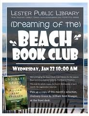 Dreaming of the Beach Book Club