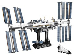 LEGO Ideas Launches 21321 International Space Station (fbtb) Tags: 21321 international space station