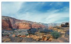 Take My Breath Away (Karen McQuilkin) Tags: snowcanyon takemybreathaway utah hike climb redrocks lava