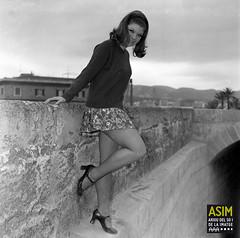 Gail Lloyd (Arxiu del So i de la Imatge de Mallorca) Tags: majorca mallorca palma murades murallas walls ballarines bailarinas dancers