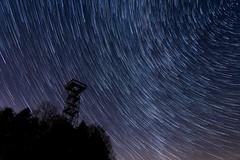 Gehrenbergturm (Tim Refert) Tags: markdorf badenwürttemberg bodensee lakeconstance gehrenberg gehrenbergturm sternenspuren startrails langzeitbelichtung longexposure nacht nachthimmel night sky stars sterne