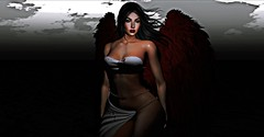 """...""""There is a mystical streak to many of the Blood Angels' doctrines and also a strong belief that things can be changed for the better...."""" ~ Blood Angel (ladyevaa (Videos & Pics.. Client list open)) Tags: magna manga graphicillustration avatar secondlife secondlifevents secondlifevideos secondlifestyle secondlifephotography secondlifehair angel supernatural seductive sexy hawt desire darkangel bondage"""