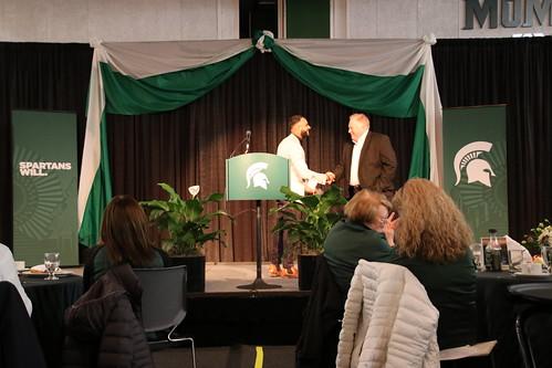 President's Basketball Reception, January 2020