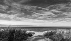 .....the beach (Renate R) Tags: warnemünde balticsea ostsee strand beach sky