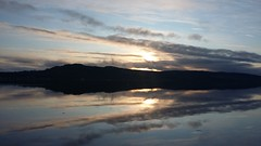 Reflections across the Beauly Firth, Dec 2019 (allanmaciver) Tags: reflections black isle beauly firth water grey colours clouds shadows shades allanmaciver
