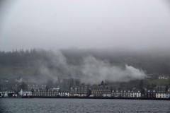 (Zak355) Tags: rothesay bute isleofbute scotland scottish mist rain portbannatyne