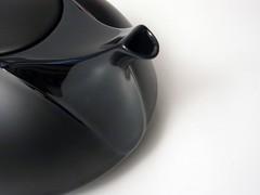 gropius11 (marratime) Tags: marratime vedodesign rosenthal studio linie servizio tac tea pot service walter gropius bauhaus teiera made germany design german modernariato porcellana nera porcelaine noire