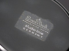 gropius06 (marratime) Tags: marratime vedodesign rosenthal studio linie servizio tac tea pot service walter gropius bauhaus teiera made germany design german modernariato porcellana nera porcelaine noire