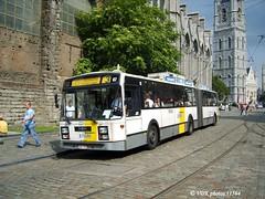 7402-11564§0 (VDKphotos) Tags: vvm vvm2 vanhool vhag280 acec trolleybus articulé belgium vlaanderen gent
