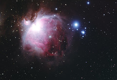 M42 - Orion Nebula (CKemu) Tags: astronomy space science sky night astrophotography m42 nebula stars messier 42 orion nature long exposure astrometrydotnet:id=nova3893431 astrometrydotnet:status=solved