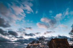 Clouds   Kaunas #20/365 (A. Aleksandravičius) Tags: clouds motion long exposure sky sunset evening wide lithuania angle nikon z7 nikonz7 mirrorless irix 11mm irix11mmf4 irix11mm kaunas2022 lietuva 2020 365one 365days 3652020 365 project365 20365 irixlens irix11