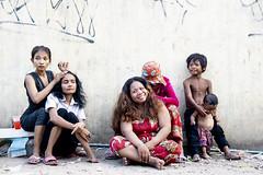 Railway Slums; Phnom Penh