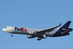 Photo of N615FE MD-11F Stansted