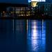 Kuopion kaupunginteatterin heijastus tammikuu