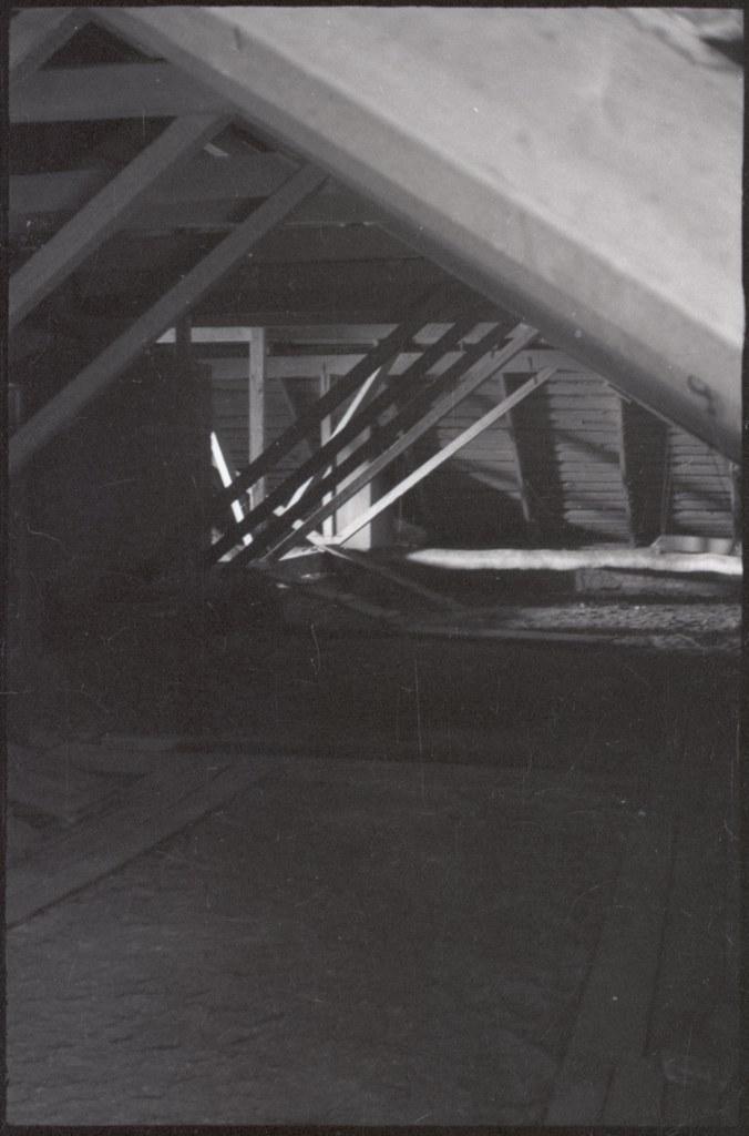 фото: Чердак - Около 1965 AGFA ISOPAN ISS K50-51 35mm FS6400 [Щербина Александр Валерьевич]
