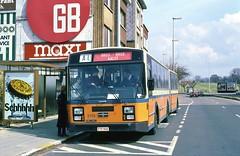 2115 AL (brossel 8260) Tags: belgique bus sncv brabant