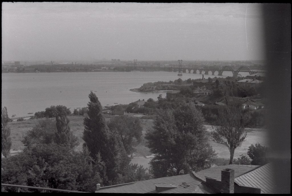 фото: Вид в сторону парка - Около 1965 AGFA ISOPAN ISS K48-49 35mm FS6400 [Щербина Александр Валерьевич]