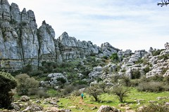 El Torcal de Antequera (dominiquita52) Tags: spain andalousie antequera el torcal limestones