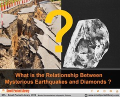 What is the Relationship Between Mysterious Earthquakes and Diamonds ? (smallpocketlibrary) Tags: free book bookspdf pdf medicine psychology ebook booksmedicine nutrition cosmos universe science physics technology astronomy neurology surgery anatomy biology chemistry mathematics university infographic picture photography animal wildlife fitness insects amazing wonderful incredibility beauty awesome nature smallpocketlibrary