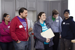 20_MLKDayofService_001 (BCC - Berkshire Community College) Tags: mlk day service 2020 students staff faculty habitat for humanity