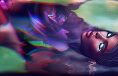 My Consciousness... (Just~Ada) Tags: just~ada zibska eyeshadow shinyshabby lilypond floating soaking lelutka itgirls tram