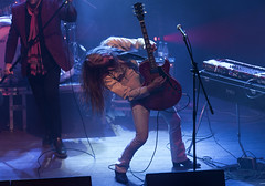 Martin Thomander :  Guitarra - Diamond Dogs (Samarrakaton) Tags: samarrakaton nikon d750 70200 2019 liveshow concierto concert directo rock rockband diamonddogs kafeantzokia bilbao guitarra guitar martinthomander