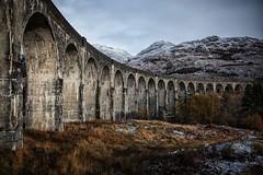 Glenfinnan viaduct (gallowaydavid) Tags: glenfinnan viaduct bridge